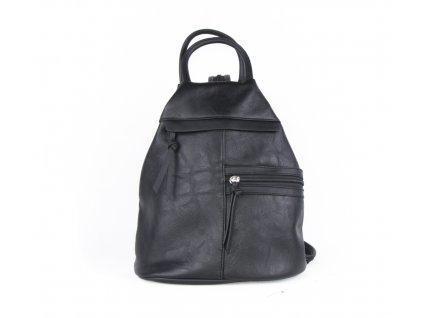 Asymetrický batoh 4219 černý