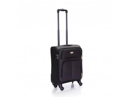 Cestovní kufr C-214 černý S