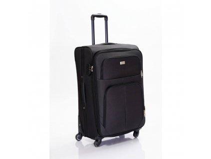 Cestovní kufr C-214 černý L