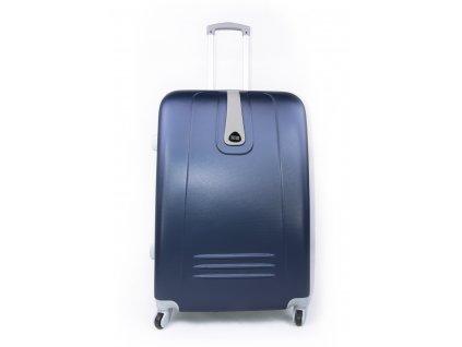 Cestovní kufr plastový modrý 188 L