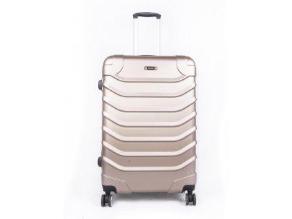 cestovní kufr skořepinový plastovy gold zlatý 2026 3 (1)