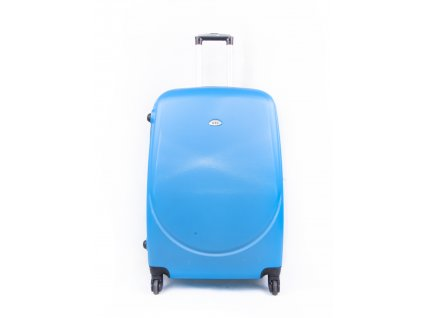 skořepinový kufr modrý A08 modrý (1)