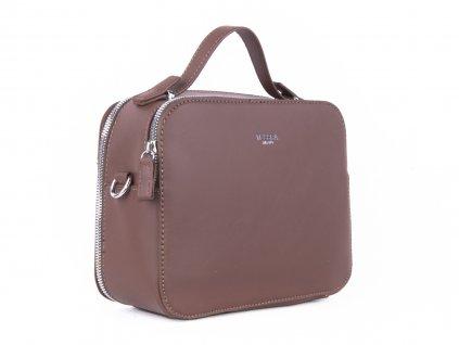 pevná taška do ruky kabelka elegantní 5046 (16)