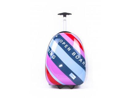 dětský kufr barevný DK101 (1)