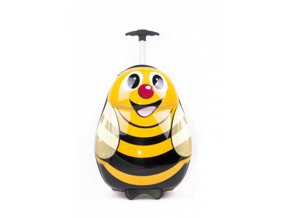 dětský kufr včela čmelák DK105 (2)