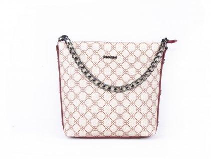 taška přes rameno s módním vzorem 4910 (1)