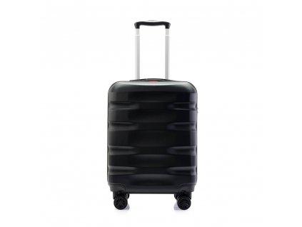 palubní kufr skořepinový 120541 černý (1)