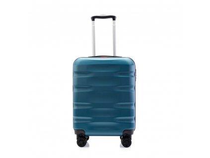 palubní kufr skořepinový 120541 dark green (1)