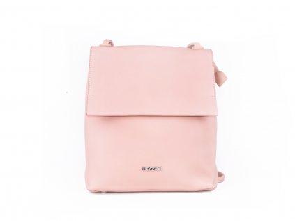 klasický módní batoh jednobarevný 5230 (11)