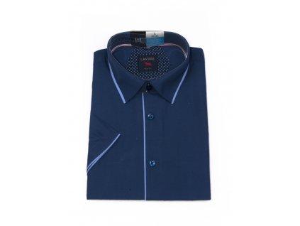 pánská košile krátký rukáv TMSK 16A slim fit (1)