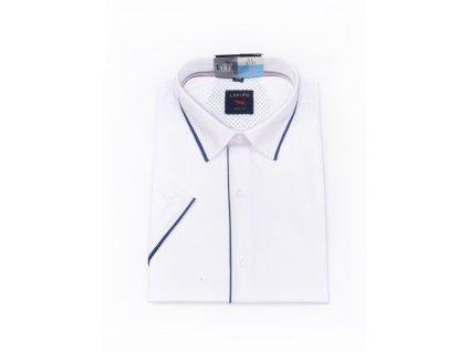 pánská košile krátký rukáv TMSK 13A slim fit (1)