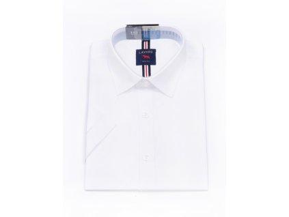 pánská košile krátký rukáv TSMK 13B slim fit