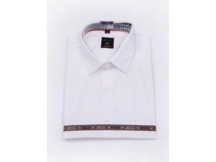 pánská košile krátký rukáv NWK 13