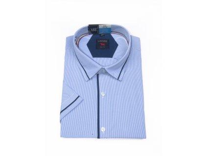 pánská košile krátký rukáv TSK53 4 slimfit (1)