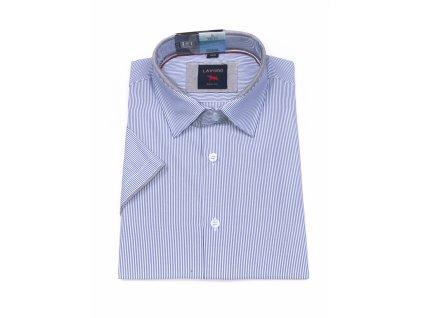 pánská košile krátký rukáv TSK54 2 slimfit (1)