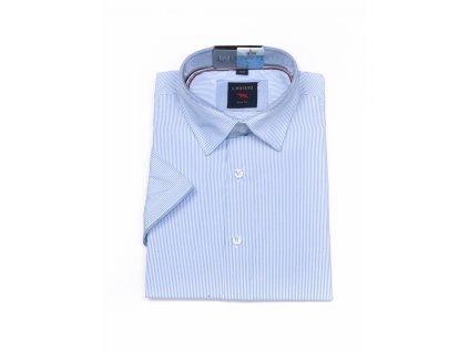 pánská košile krátký rukáv TSK54 4 slimfit (1)