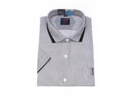 pánská košile krátký rukáv TSK55 2 slimfit (1)
