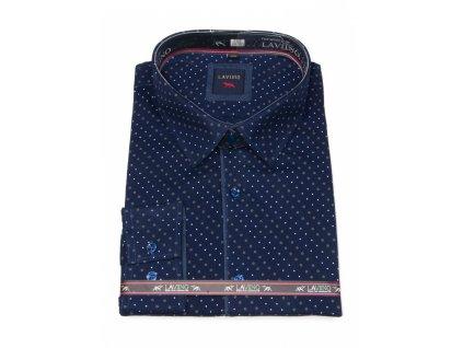 pánská košile dlouhý rukáv TS275 2 (1)