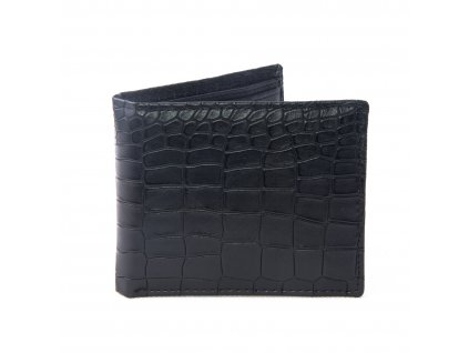 Pánská peněženka MAN 3 black a50