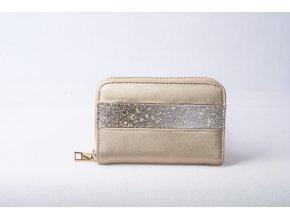 Dámská peněženka ANDY light gold FLO9407