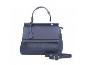 Luxusní dámská kabelka aktovka 18331 marine