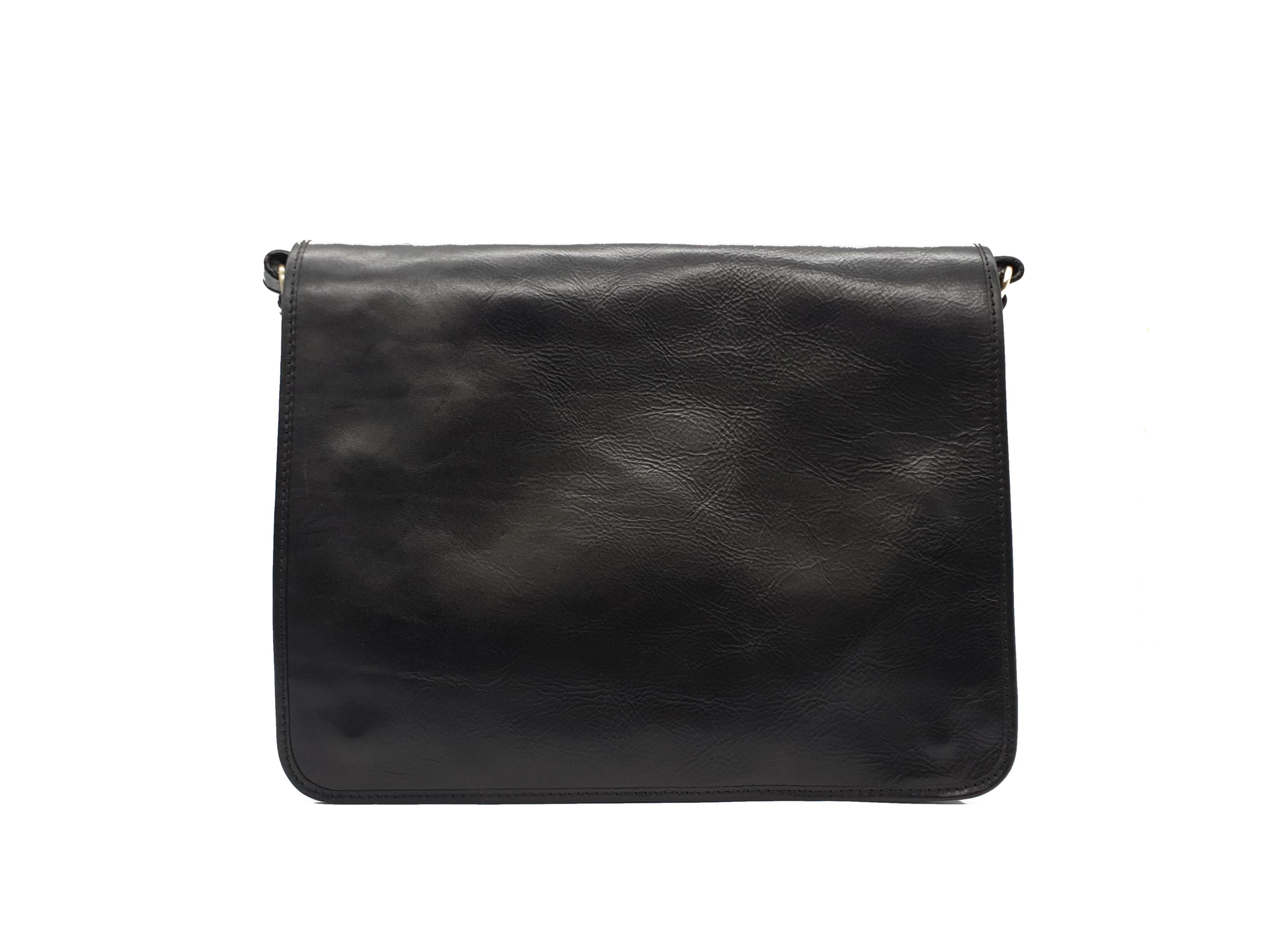 Kožená taška PK 43 černá