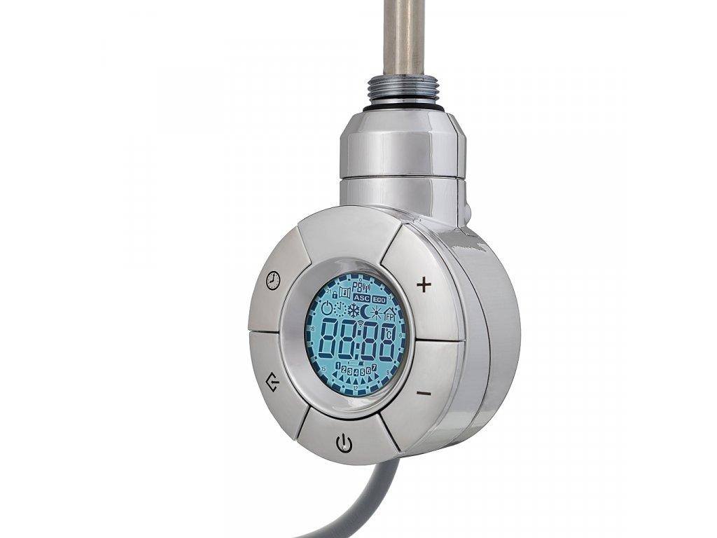 Elektrická topná tyč s regulací Dynamic 900W bílá