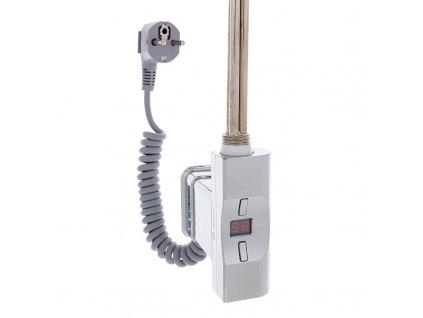 Elektrická topná tyč Home Plus 600W bílá O profil