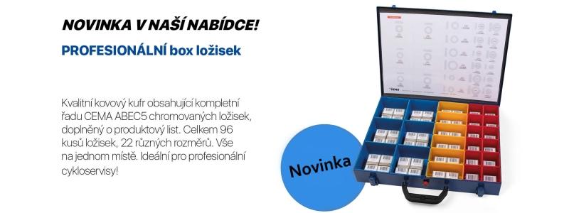 Profesionální Box Ložisek