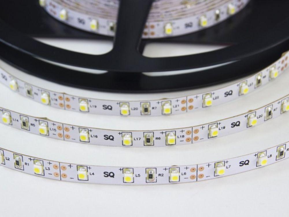 LED pásky 12V a 24V