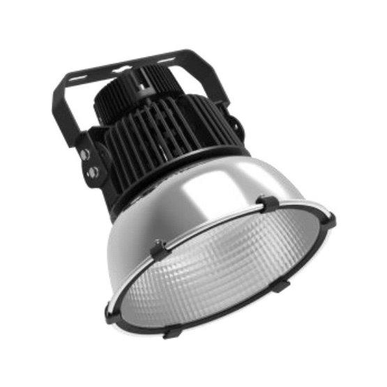 Klasický tvar se stříbrným reflektorem