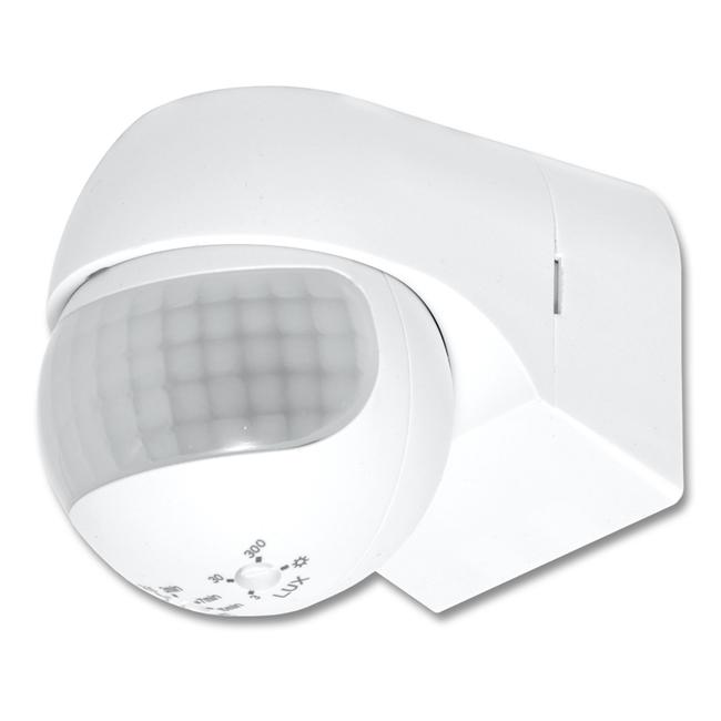 LED pohybové senzory PIR, RF/HF čidla a LED stmívače ovladače