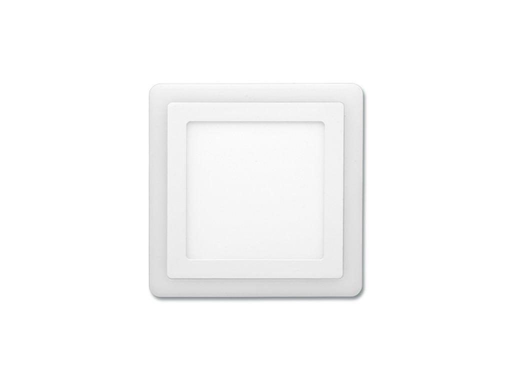 LED světla Ecolite DUO 2V1 jsou vhodná pro využití v celé domácnosti, kde zároveň slouží jako dekorační prvek. Velkou výhodou je jejich snadná instalace. Mezi další vlastnosti patří tříkrokové nastavení svítidla - při volbě teplé barvy světla, se rozsvítí prstenec okolo svítidla /2700K), naopak při výběru denní barvy světla se rozsvítí pouze střed (4000K). Svítidlo také disponuje režimem, kdy svítí jak prstenec tak střed (2700K+ 4000K) a vyzařuje opět neutrální barvu světla. TopLux Osvětlení Praha, Libeň - skladem na prodejně Úspora energie, ušetřit, akce, sleva, nejlevnější, doprodej, výprodej