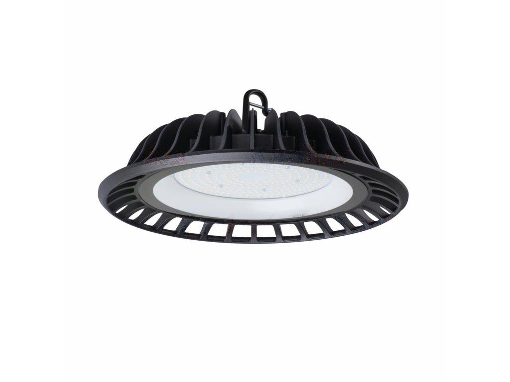 LED průmyslové svítidlo HighBay UFO 150W náhrada za sodíkovou výbojku 350W do výrobní haly skladu dílny servisu