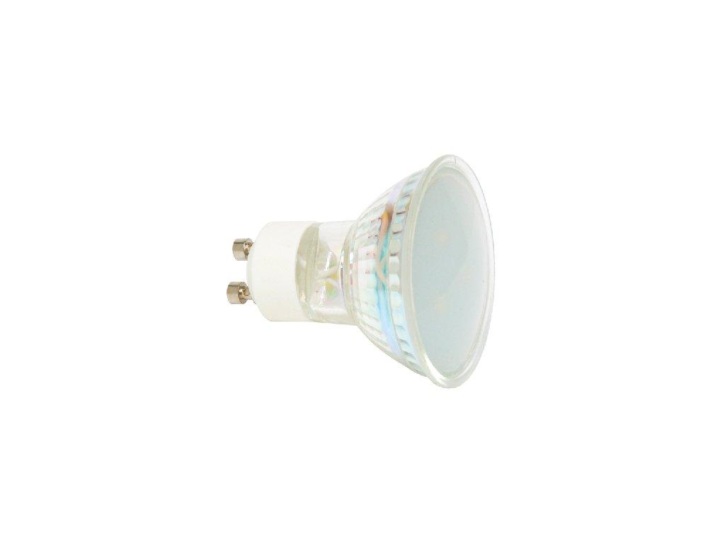 LED bodová žárovka Ecolite GU10 230V 1W.