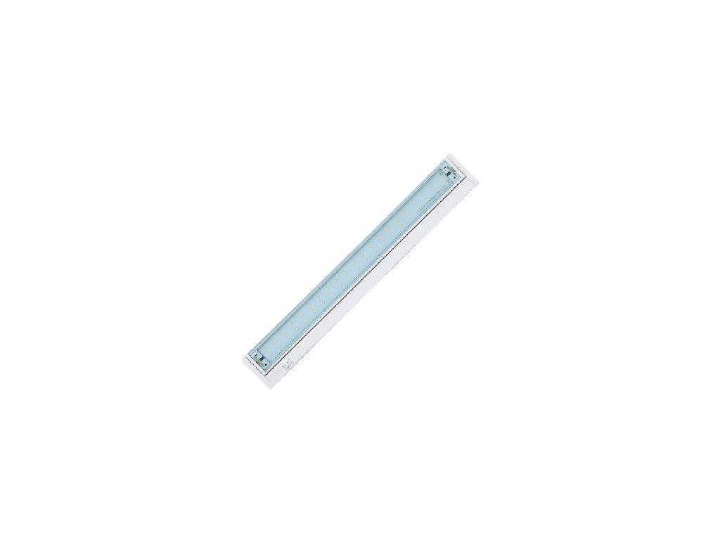 Led úsporné kuchyňské svítidlo GANYS SMD pod kuchyňskou linkou s vypínačem bílé barvy