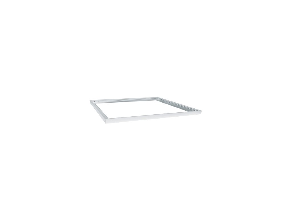 Hliníkový stříbrný rám 60x120 LED-GPL44-RAM/75 montážní sada pro přisazení ke stropu