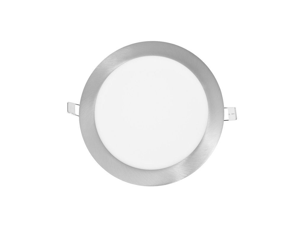 LED panel Ecolite LADA 18W chrom kruh vestavný neutrální bílá LED-WSL-18W/41/CHR. Na TopLux.cz skladem, ihned k odeslání