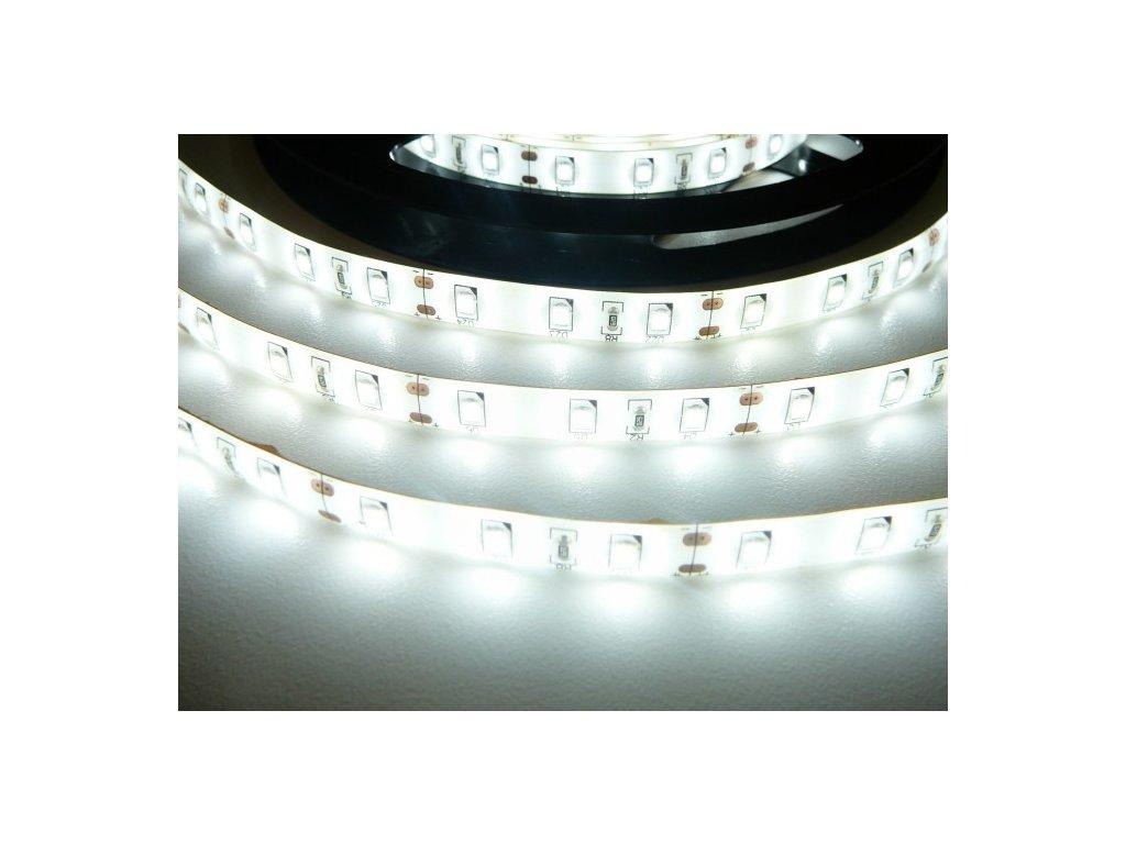 LED pásek SB3-W300 zalitý Studená bílá 07706 12V 12W/m IP 50 Počet diod 60