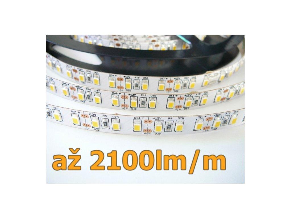 LED pásek 12V 20W dlouhá životnost EXTRA vysoká kvalita a svítivost bez úbytků svítivosti TopLux Osvětlení Praha skladem na prodejně