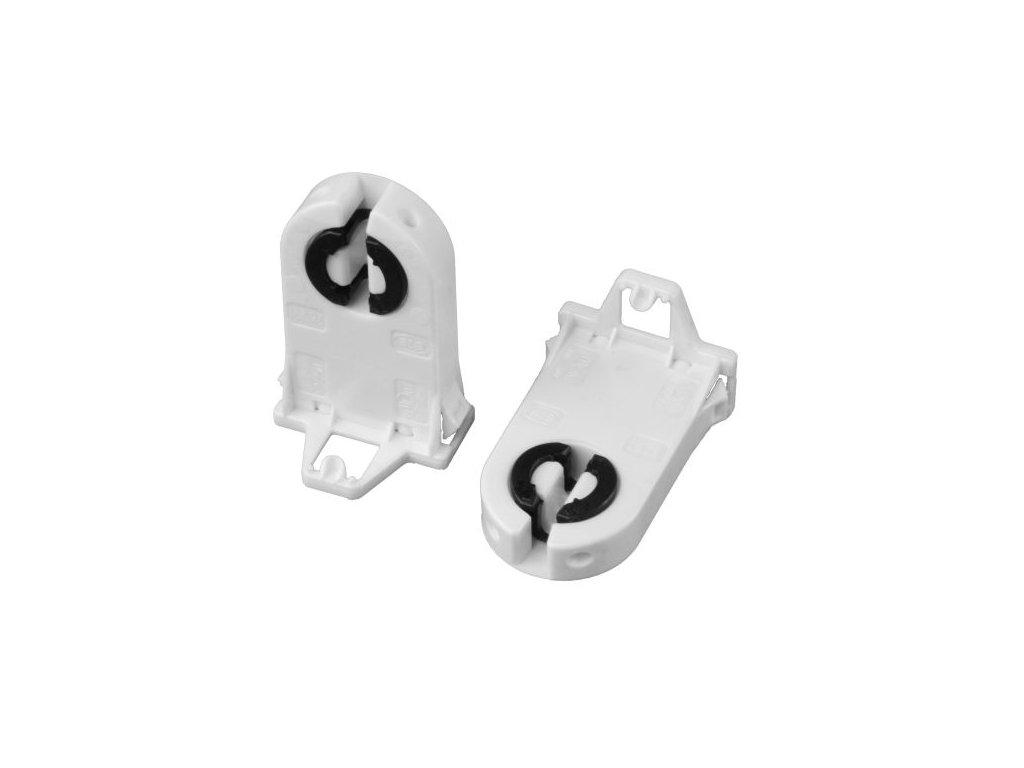 Objímka G13, patice pro LED trubice T8
