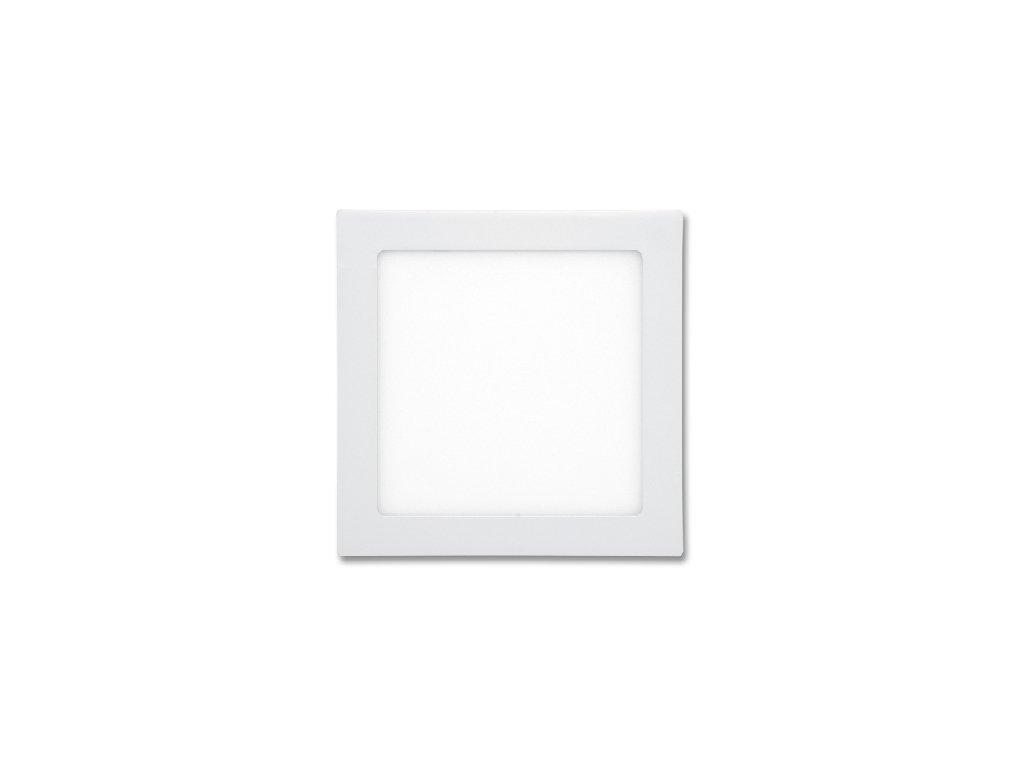 LED panel 25 Čtvercové vestavné LED panely Ecolite RAFA jsou stylová svítidla, která využívají vysoce úspornou SMD LED technologii - jsou osazena SMD čipy typu 2835 značky Epistar. Velmi snadno se instalují do podhledu/sádrokartonu, a to díky pružinovému úchytu. Tato stylová svítidla jsou vyrobena z litého hliníku a PMMA, což je syntetický polymer běžně známý jako plexisklo, či akrylátové sklo. Tak je zajištěna dlouhá životnost s minimálním úbytkem svítivosti. V naší nabídce je několik velikostí těchto svítidel s odpovídajícím výkonem 6/12/18/25 W a barvou světla neutrální/teplá bílá. Dále je možné zakoupit i kruhovou verzi tohoto svítidla - model LADA.