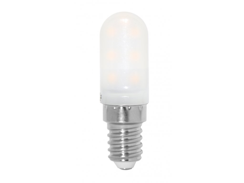 LED žárovka Ecolite LED2W TR E14 4000K do lednice nabo digestoře.TopLux Praha skladem na prodejně