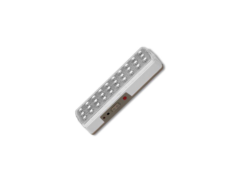 Ecolite LEDIS 1,2W nouzové přenosné svítidlo denní bílá TL5205-30LED
