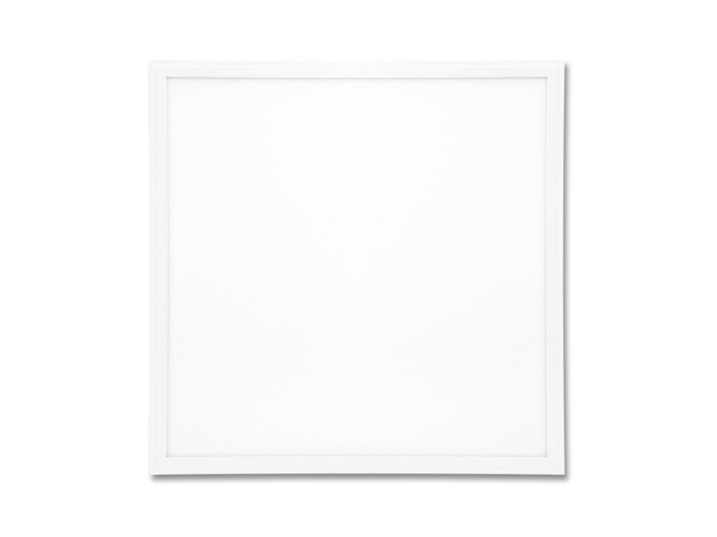 LED panel Ecolite ZEUS LED GPL44 45 BI bílý rámeček