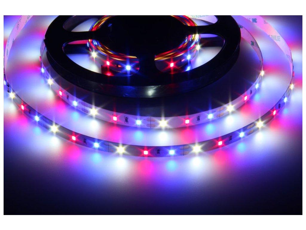 Speciální LED pásek AKVA pro nasvícení akvárií 12V 12W vnitřní barevný