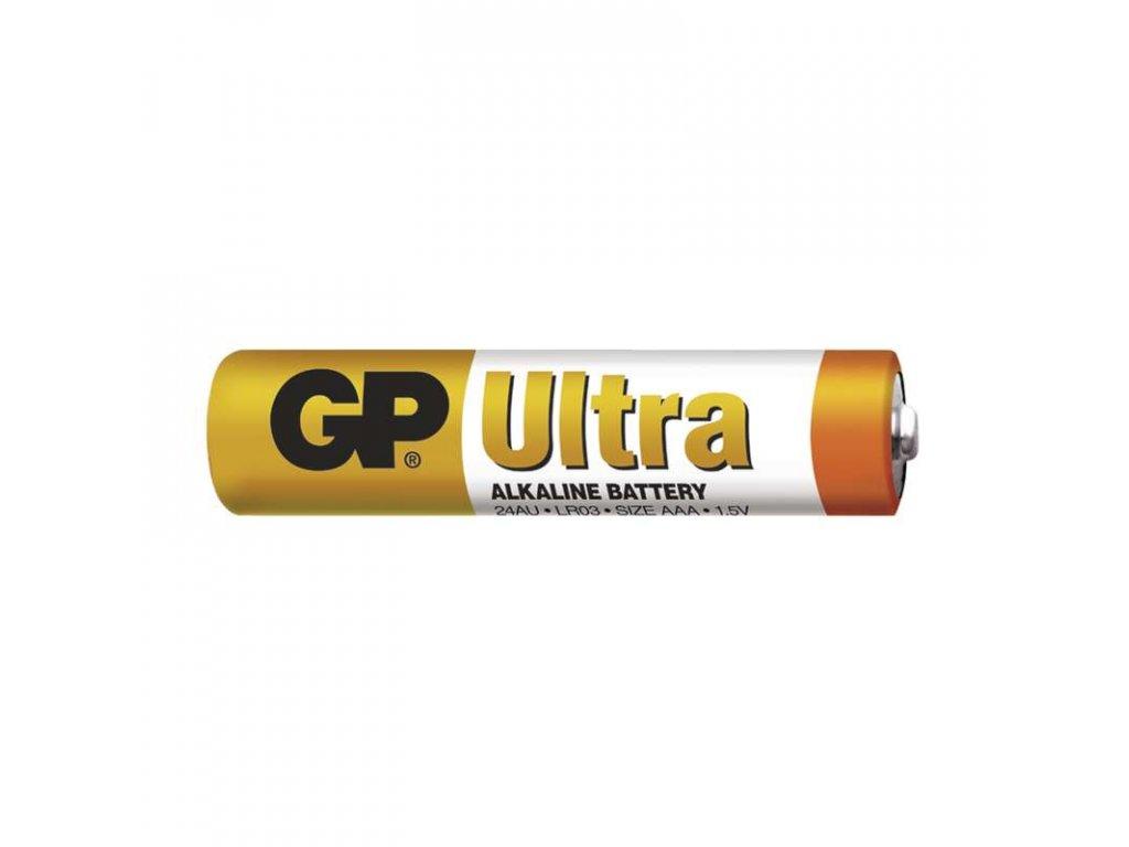 Mikrotužková baterie LR03 (AAA), rozměry 10,5 x 44,5 mm, cena uvedena za kus, pro zařízení s vyšším odběrem, napětí 1,5 V