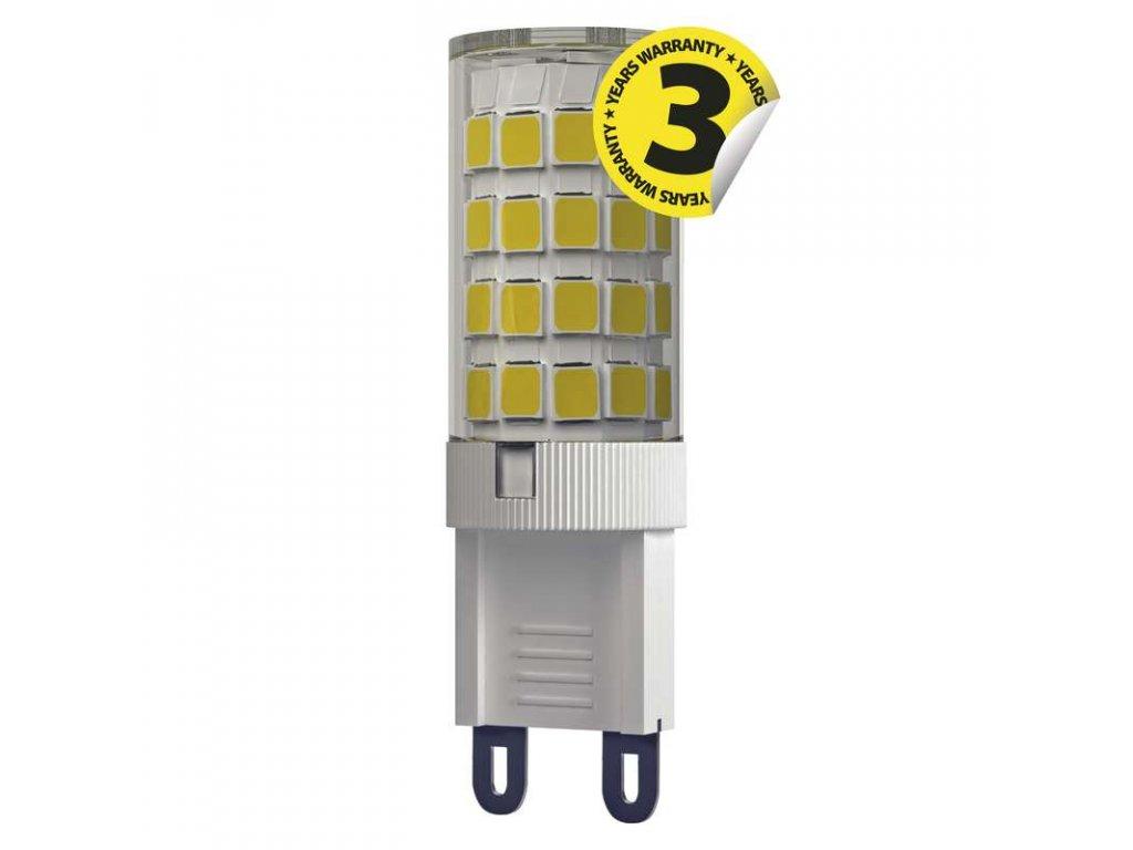 LED žárovka G9 CLASSIC 3,5W 230V 3000K/4100K  Náhradí halogenovou žárovku 30W - světelný tok 330Lm