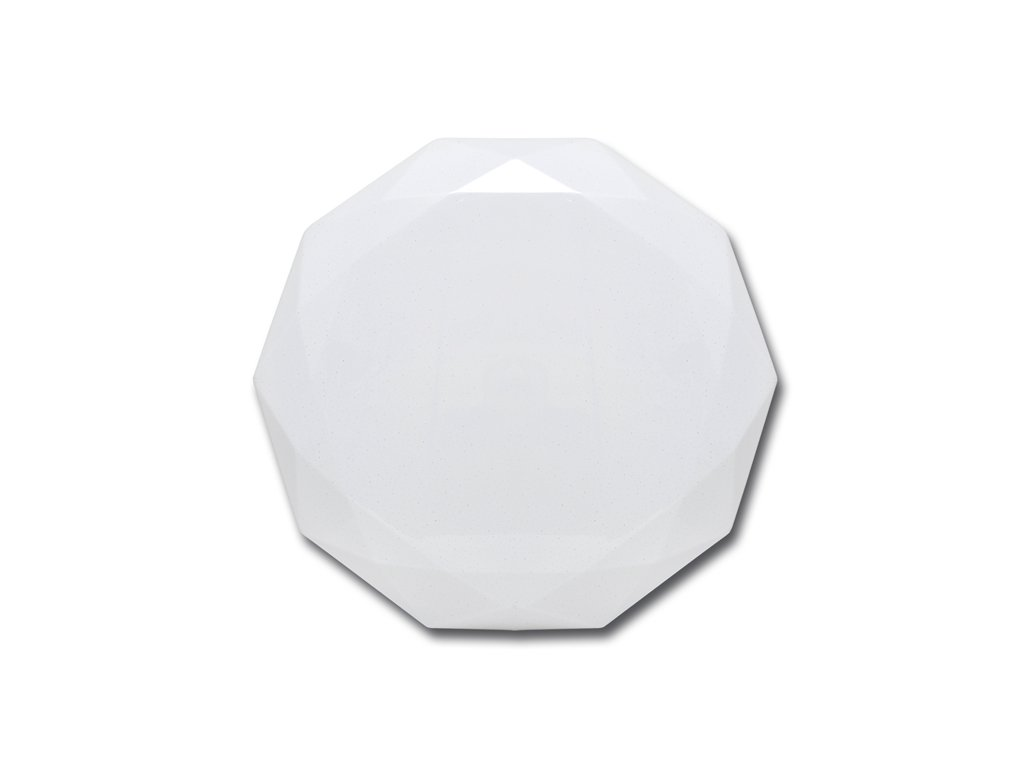 LED stropní svítidlo Ecolite DIAMANT 24W WZSD05-24W/LED třpytivý efekt. TopLux Praha skladem