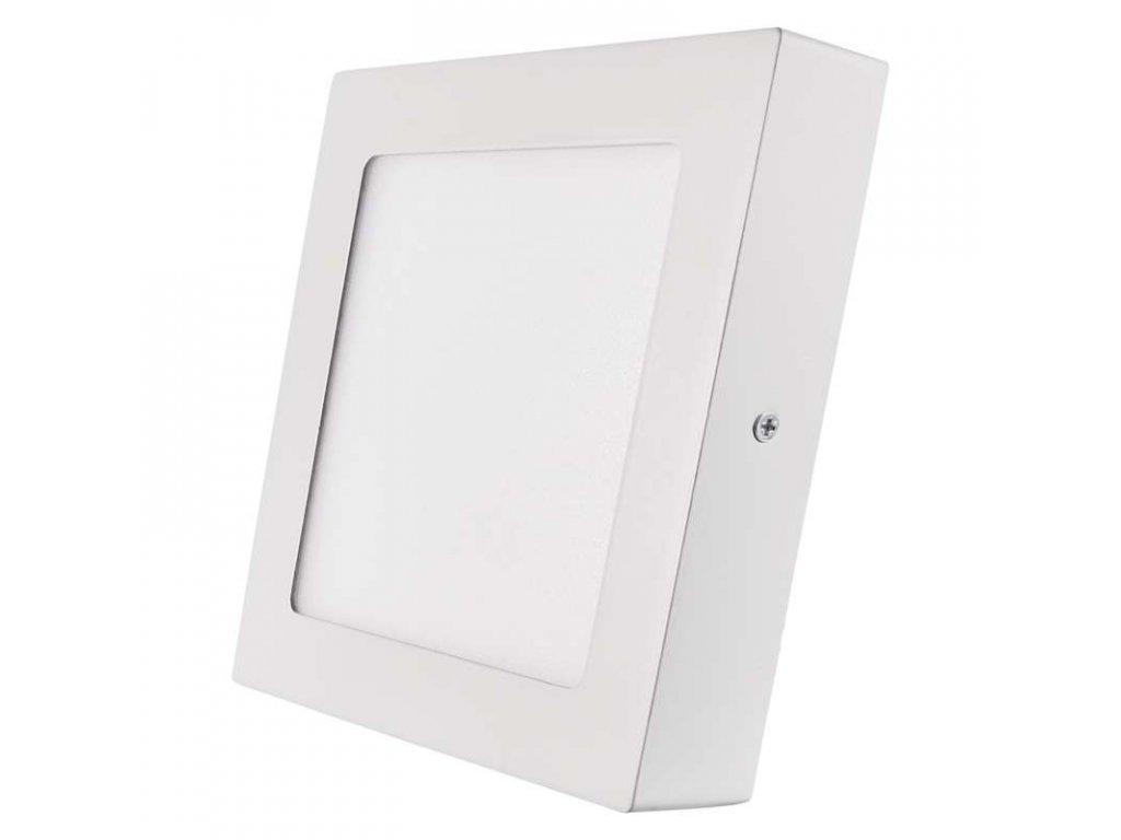 Bílý LED panel Emos PH 12W čtverec přisazený neutrální bílá ZM6132. Skladem na Toplux.cz, ihned k odeslání